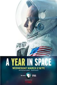 A Year in Space (2016) 1080p poster