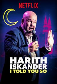 Harith Iskander: I Told You So (2018) 1080p poster