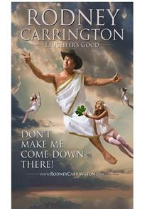 Rodney Carrington - Laughter's Good (2014) 1080p Poster