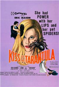 Kiss of the Tarantula (1976) Poster