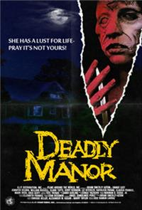 Deadly Manor (1990) Poster