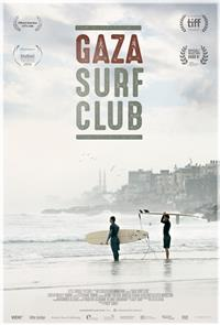 Gaza Surf Club (2017) 1080p Poster