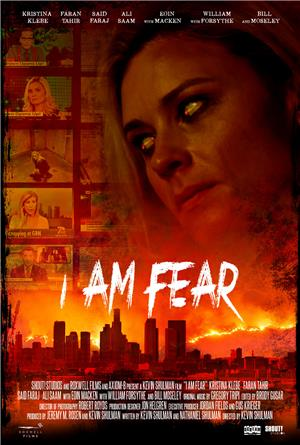 I Am Fear (2020) Poster