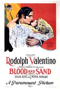 Blood and Sand (1922) 1080p poster