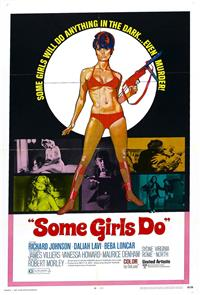 Some Girls Do (1969) 1080p Poster