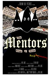 The Mentors: Kings of Sleaze Rockumentary (2017) 1080p Poster