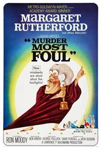 Murder Most Foul (1964) Poster