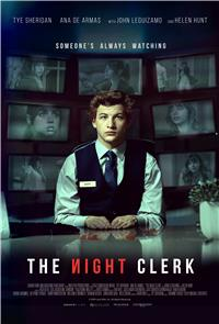 The Night Clerk (2020) 1080p Poster