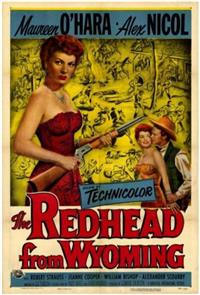 The Redhead from Wyoming (1953) 1080p poster