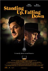 Standing Up, Falling Down (2019) Poster