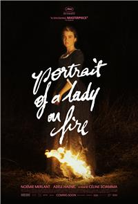 Portrait of a Lady on Fire (2019) Poster