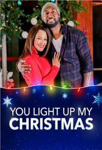 You Light Up My Christmas (2019) 1080p Poster