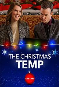 The Christmas Temp (2019) 1080p Poster