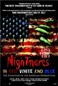 Nightmares in Red, White and Blue (2009) 1080p Poster