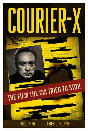 Courier X (2016) 1080p Poster