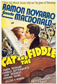 The Cat and the Fiddle (1934) Poster