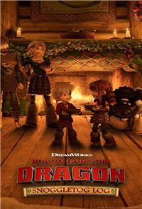 How to Train Your Dragon: Snoggletog Log (2019) 1080p poster