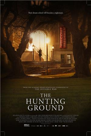 The Hunting Ground (2015) 1080p Poster