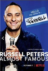 Russell Peters: Almost Famous (2016) 1080p poster