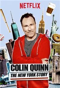 Colin Quinn: The New York Story (2016) 1080p poster