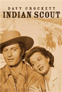 Davy Crockett, Indian Scout (1950) Poster