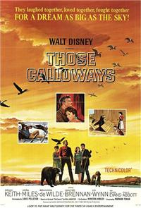 Those Calloways (1965) Poster
