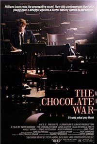 The Chocolate War (1988) Poster