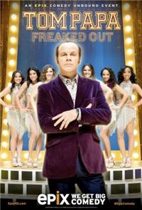 Tom Papa: Freaked Out (2013) 1080p Poster