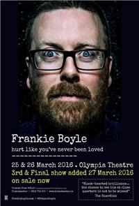 Frankie Boyle: Hurt Like You've Never Been Loved (2016) 1080p Poster