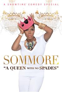 Sommore: A Queen With No Spades (2018) 1080p Poster