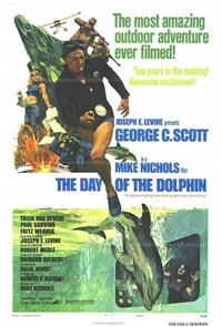 The Day of the Dolphin (1973) Poster