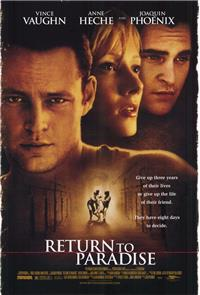 Return to Paradise (1998) 1080p Poster