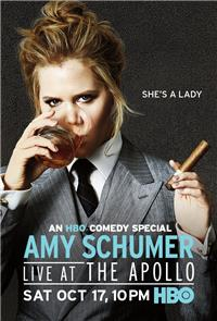 Amy Schumer: Live at the Apollo (2015) 1080p Poster