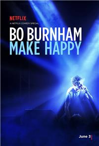 Bo Burnham: Make Happy (2016) Poster