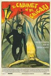 The Cabinet of Dr. Caligari (1920) 1080p Poster