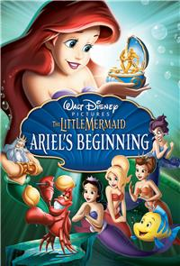 The Little Mermaid: Ariel's Beginning (2008) 1080p Poster