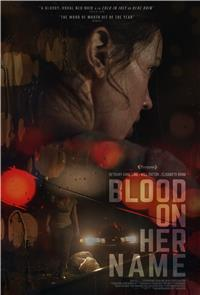 Blood on Her Name (2020) Poster