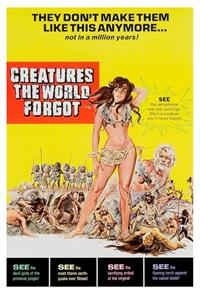 Creatures the World Forgot (1971) Poster