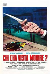 Who Saw Her Die? (1972) Poster