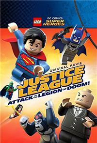 Lego DC Comics Super Heroes: Justice League – Attack of the Legion of Doom! (2015) 1080p Poster