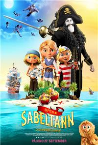 Captain Sabertooth and the Magical Diamond (2020) Poster