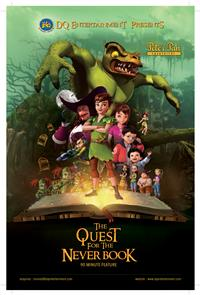 Peter Pan: The Quest for the Never Book (2019) Poster