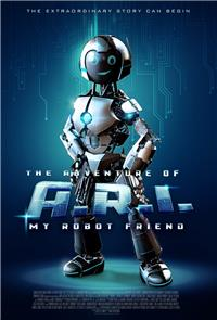 The Adventure of A.R.I.: My Robot Friend (2020) Poster