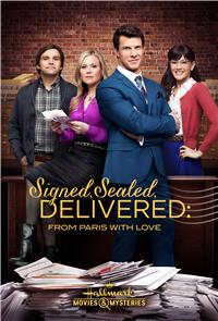 Signed, Sealed, Delivered: From Paris With Love (2015) 1080p Poster
