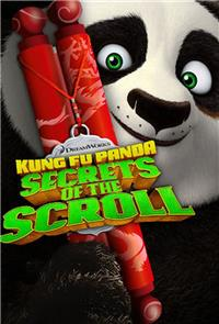 Kung Fu Panda: Secrets of the Scroll (2016) 1080p Poster