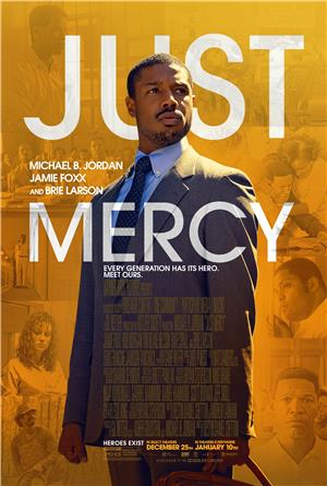 Just Mercy (2019) 1080p Poster