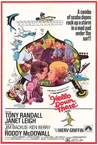 Hello Down There (1969) Poster