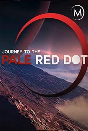 Journey to the Pale Red Dot (2017) 1080p Poster