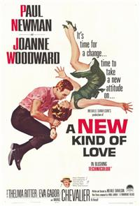 A New Kind of Love (1963) Poster