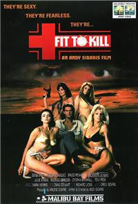 Fit to Kill (1993) 1080p Poster